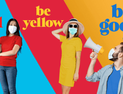 """Be red, be yellow, be good!"": la campagna di AVIS Nazionale per l'estate"